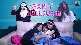 Happy Halloween 2018 l Halloween Scary Story l Ayu As Bhoot l Anu And Ayu Twin Sisters