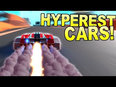 I Try To Find Hyperest Hyper Cars That Ever Did Hyper... - Trailmakers Gameplay