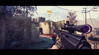 Warface: FRAG MOVIE : BUSHMASTER BA50!