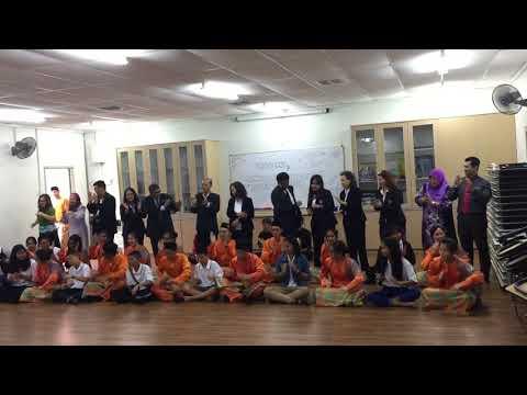 Wau Bule - Seafield Choir with Thailand officials - 18.09.2017