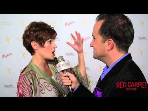 Carolyn Hennesy at the Television Academy Daytime Programming Peer Group Celebration #Emmys