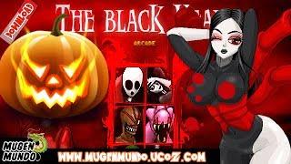 THE BLACK HEART - Game Completo de Terror - HAPPY HALLOWEEN #Mugen #AndroidMugen
