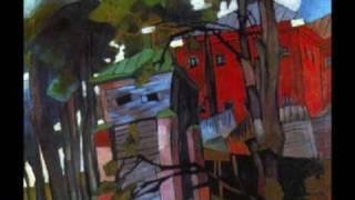 видео Мистерия-буфф Аристарха Лентулова в музее Бахрушина