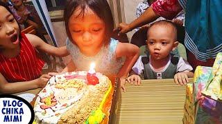 Lagu Anak Selamat Ulang Tahun - Kumpulan Video Ulang Tahun Chikamimi