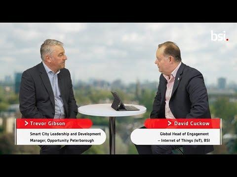 BSI & Opportunity Peterborough – Smart City Leadership Programme
