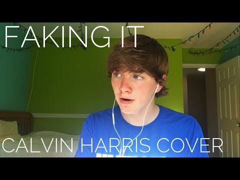 Calvin Harris - Faking It feat. Kehlani and Lil Yachty (Cover by Matthew Richardson)