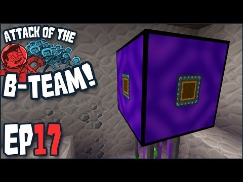 """Minecraft - Attack Of The B-Team Ep 17 - """"The Auto-Jeeves 9000™!!!"""" (B-Team Modpack)"""