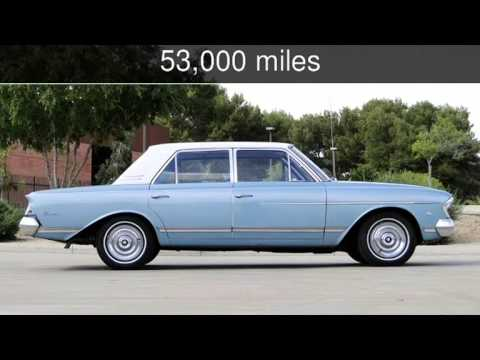 Used Cars Phoenix >> 1963 AMC RAMBLER AMBASSADOR Used Cars - Phoenix,Arizona ...