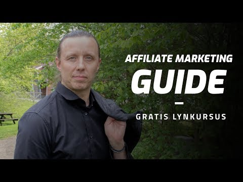 Affiliate Marketing Guide – af Anders tolsgaard