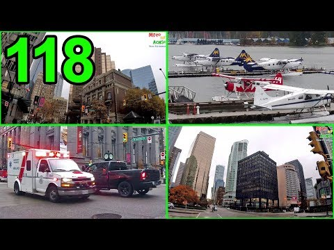Trucklos in Vancouver - MircoZuFuß - Truck TV Amerika #118