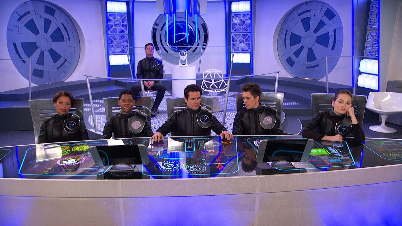 lab rats space colony