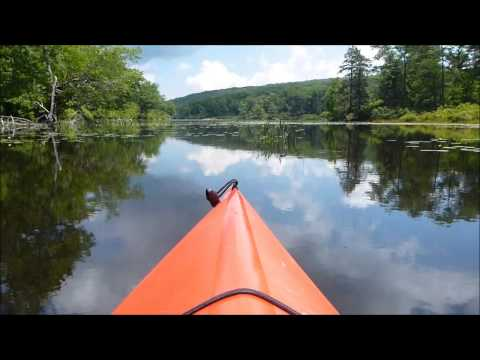 Appalachian Mt Club - Catfish Pond   Flatwaterkayaker