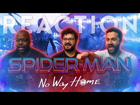 Spider Man No Way Home  Official Trailer 2021 - Group Reaction