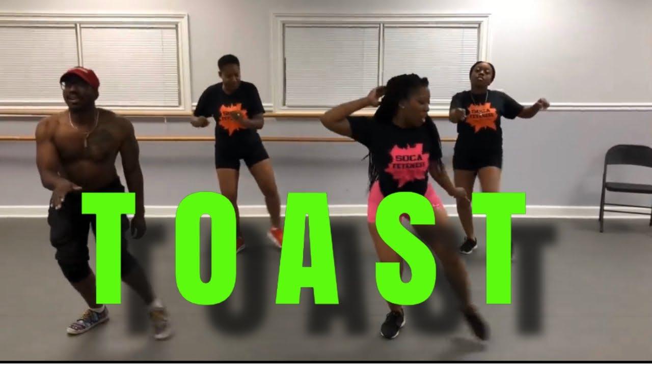 Koffee - Toast | Caribbean Dance Fitness | Soca Fitness | Soca Feteness | Zumba