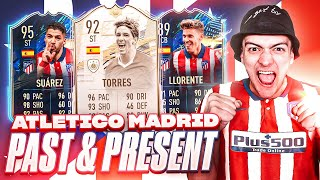 FUT CHAMPS w/ ATLETICO MADRID P&P - LAST GAME = MUST WIN!!