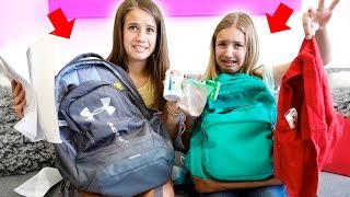 WHAT'S IN MY BACKPACK // END OF SCHOOL YEAR