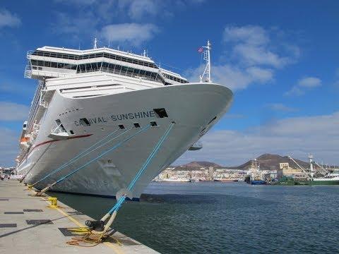 Vamos de Crucero  Carnival Sunshine
