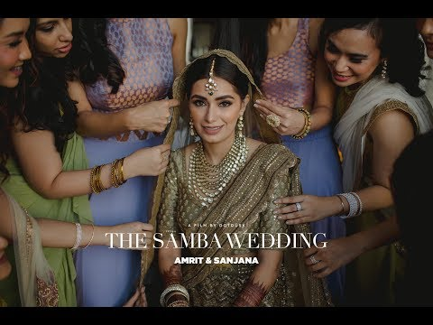 The Samba Wedding | Indian Wedding Film | Bali