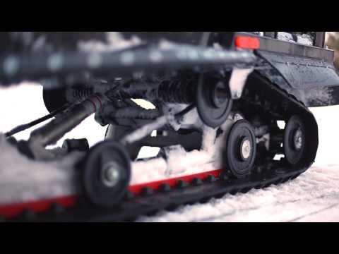 Обзор снегоходов STELS Росомаха 520 и Росомаха 625