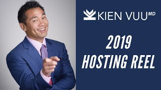KIEN VUU Hosting/TV Reel 2019