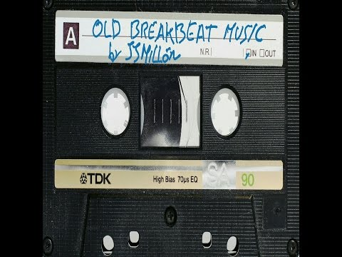 OLD BREAKBEAT MUSIC MIX  VOL.3. TEMAZOS BREAKBEAT DJ MIX.