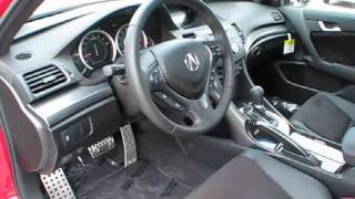 2012 Acura TSX Special Edition Start Up, Exterior/ Interior Review