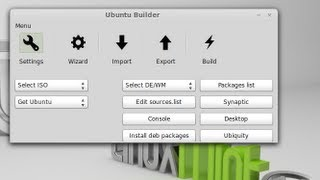 Install Ubuntu Builder on Linux Mint to create your own Linux Distribution
