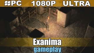 Exanima gameplay HD - Action RPG - [PC - 1080p]