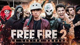 FREE FIRE 2: LA LEGIÓN DORADA - FREE FIRE EN LA VIDA REAL 2 LA PELÍCULA - Changovisión