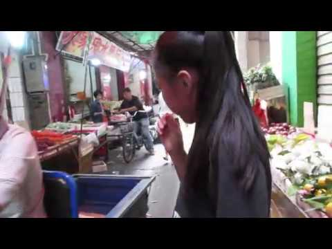 Humen City - Street Market, Guangdong, China 虎门东莞