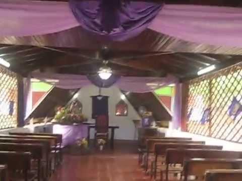 Capilla - El Dorado Country Club.  Paracotos, Edo. Miranda, Venezuela.