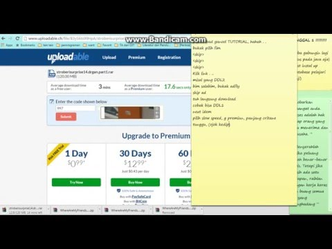 Tutorial download film indo di ganool