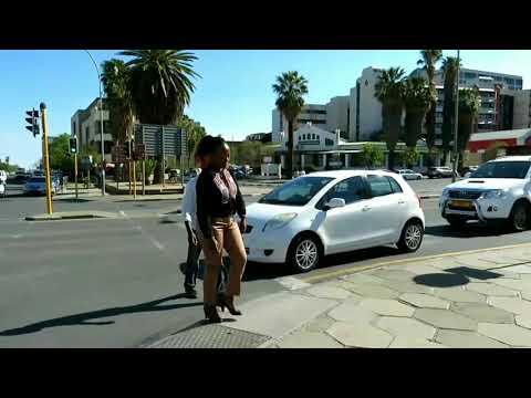 Giri in giro attorno al mondo - Windhoek la capitale della Namibia