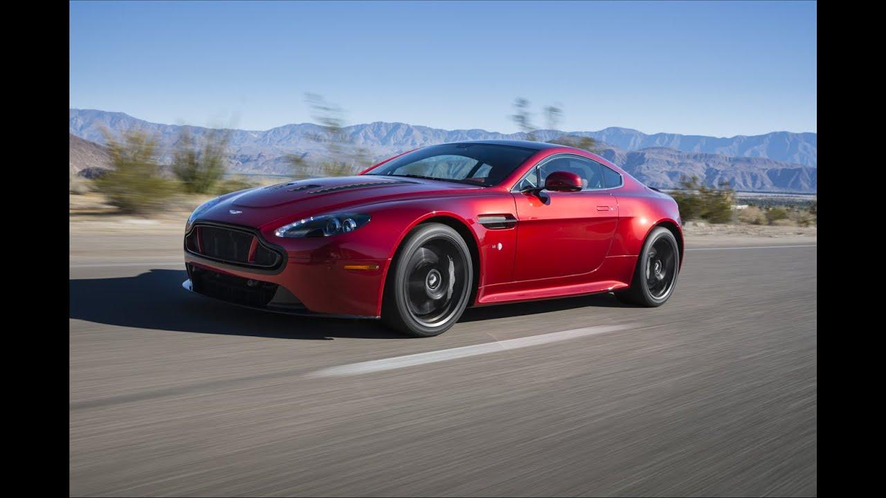 Aston Martin V Vantage S Full Review YouTube - Aston martin v12