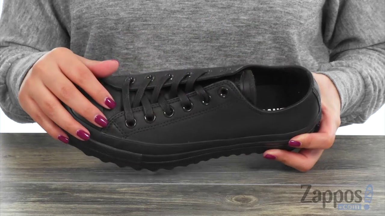 4e8cccb4f803 Converse Chuck Taylor® All Star Lift Ripple Ox SKU  8989475 - YouTube
