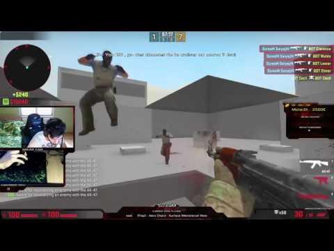 КАК ТРЕНИРУЕТСЯ SCREAM CSGO | HOW TRAINING SCREAM CSGO streaming vf