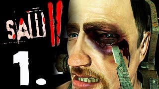 SAW THE GAME 2 - EL REGRESO DE JIGSAW #1 - GAMEPLAY ESPAÑOL