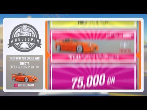 Forza Horizon 3 WHEELSPINS - ARE YOU SERIOUS !!! 3 Mill Battle AGAIN