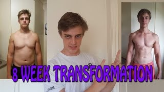 MY 8 WEEK TRANSFORMATION