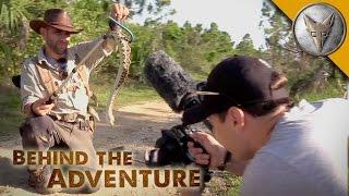 Eastern Diamondback Rattlesnake - Behind the Adventure