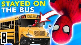 Avengers Endgame Marvel Theory: Peter Parker Never Got Off The Bus
