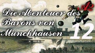 Учить немецкий язык: Die Abenteuer des Barons von Münchhausen (A2) #12