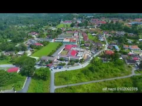 Walk in town. Kuala Pilah Negeri Sembilan