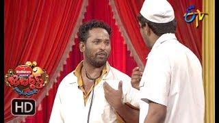 Kiraak RP Performance | Jabardasth |  19th April 2018 | ETV  Telugu