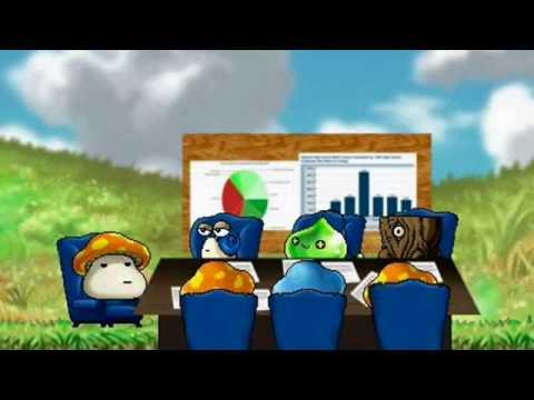 Monster Staff Meeting..