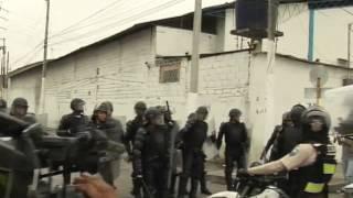 Camal de Guayaquil protesta