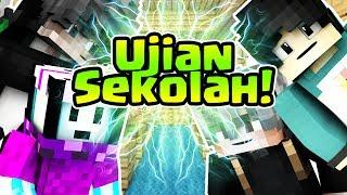 MENGHADAPI UJIAN SEKOLAH w/ BeaconCream DLL - Minecraft Indonesia