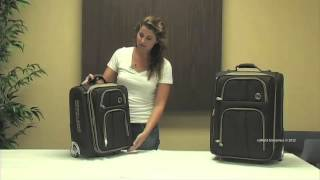 Rockland Polo Equipment 2-Piece Lightweight Expandable Luggage Set Thumbnail
