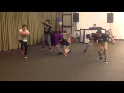 Quincy High School Dancers