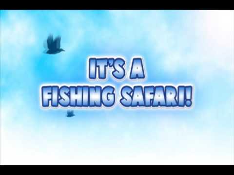 Fishing Master World Tour Nintendo Wii Video Game